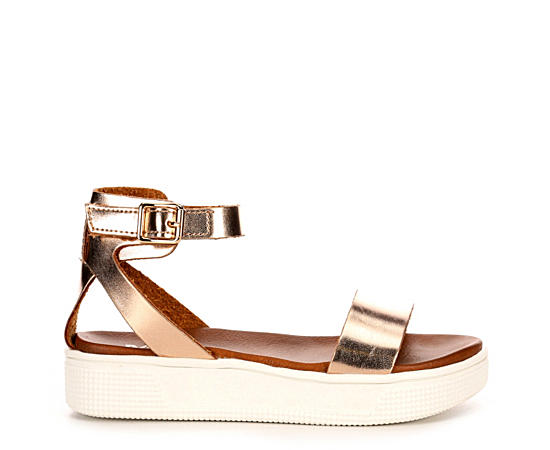 Girls Little Ellen Platform Sandal