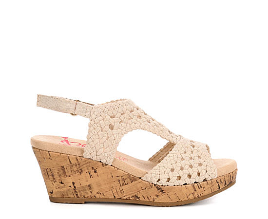 Girls Curiosity Wedge Sandal
