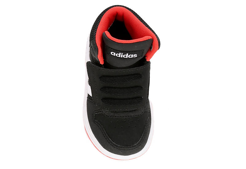 ADIDAS Boys Hoops 2.0 Mid - BLACK