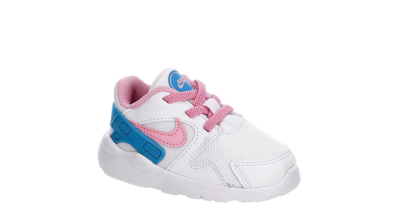 NIKE Girls Infant Ld Victory Sneaker - WHITE