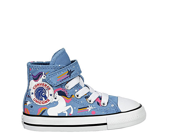 Girls Infant Chuck Taylor All Star High Top Sneaker
