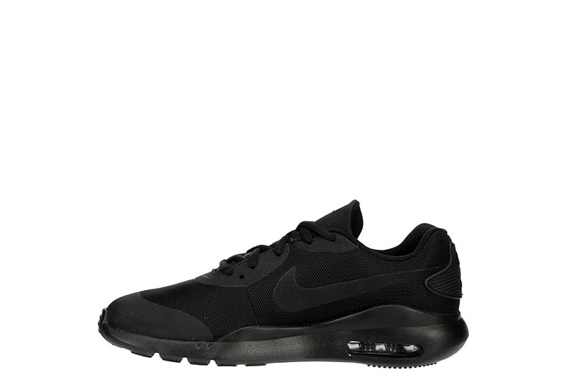 NIKE Boys Air Max Oketo Sneaker - BLACK