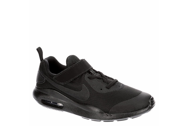 8064cbef42 Black Nike Boys Air Max Oketo | Light Weight | Off Broadway Shoes