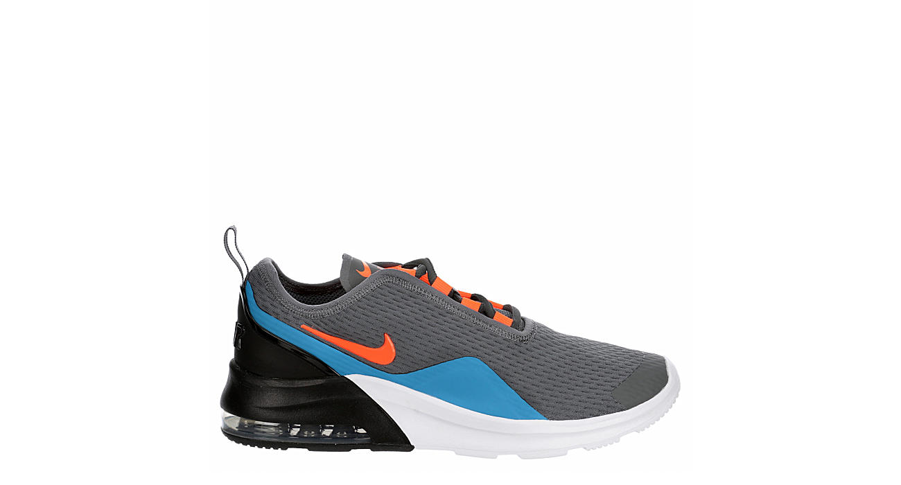 NIKE Boys Air Max Motion 2 Sneaker - GREY