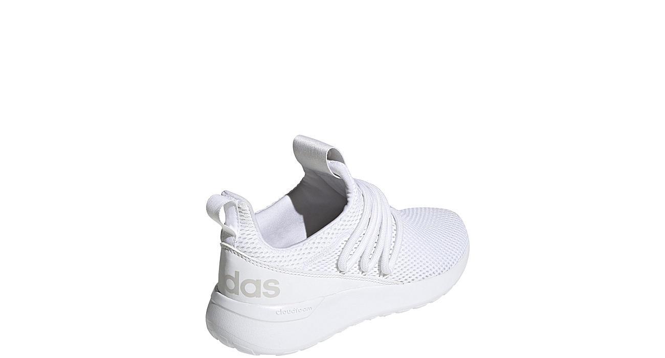 ADIDAS Boys Lite Racer Adapt 3 Running Shoe - WHITE