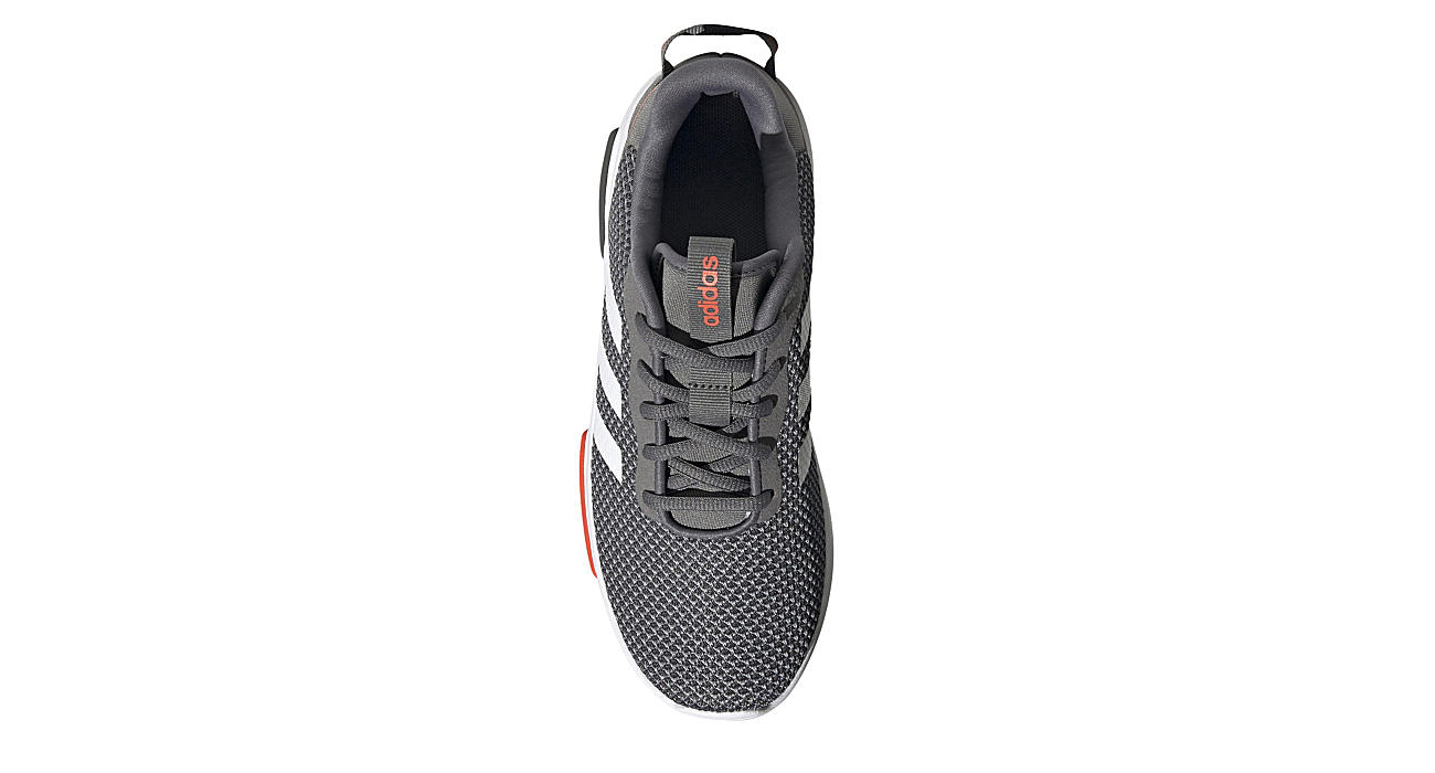 ADIDAS Boys Racer Tr 2.0 Running Shoe - GREY