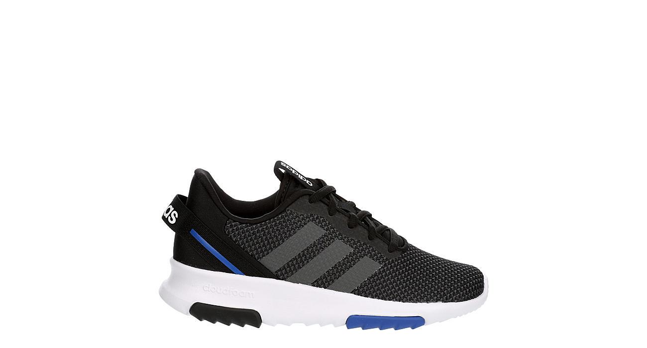 ADIDAS Boys Racer Tr 2.0 Running Shoe - BLACK