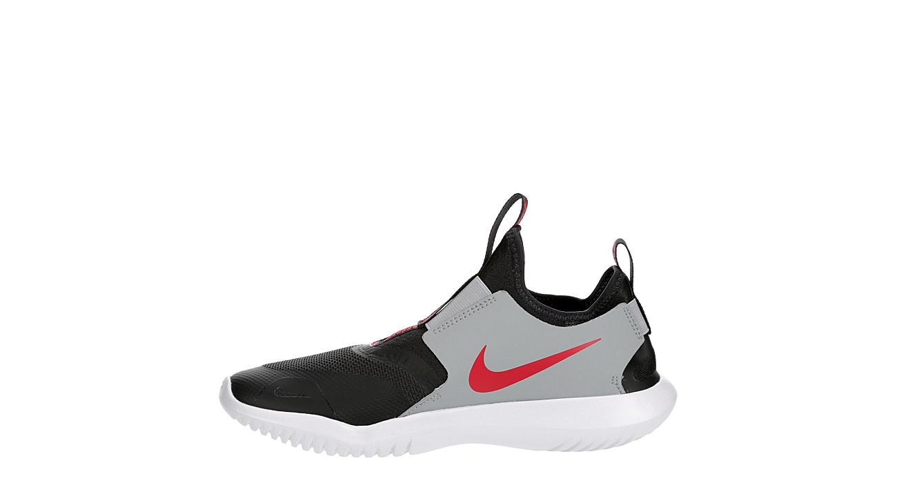 NIKE Boys Flex Runner Sneaker - GREY