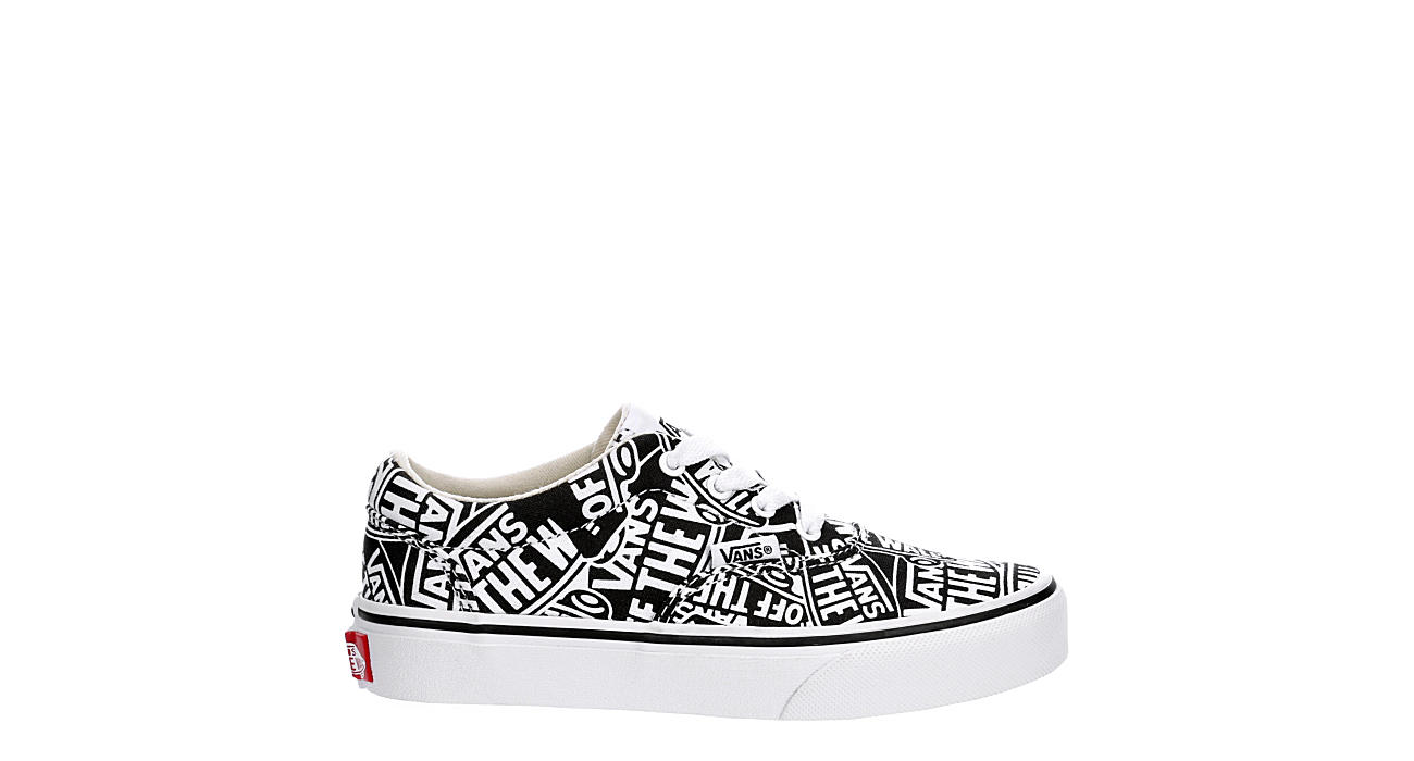 VANS Boys Doheny Otw Sneaker - WHITE