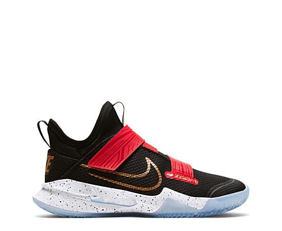 Boys Zoom Flight Basketball Shoe