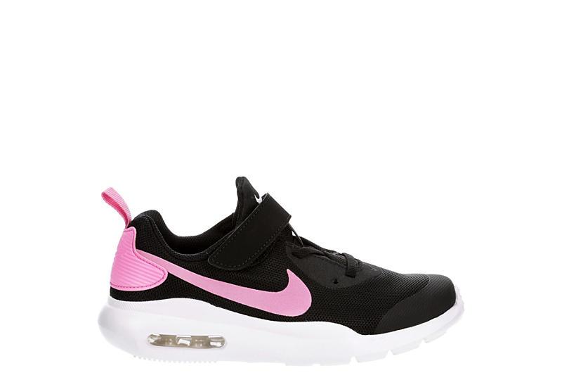 Nike Girls Air Max Oketo Sneaker Black