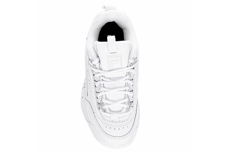 FILA Girls Disruptor Ii Sp - WHITE