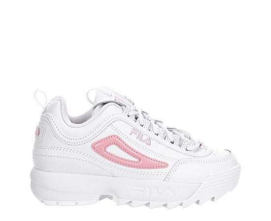 Girls Disruptor Ii Metallic Sneaker