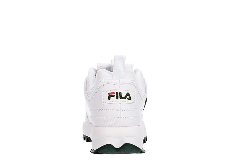 FILA Girls Disruptor Ii Pr - WHITE
