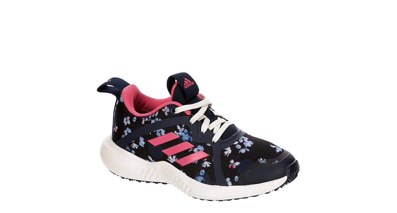 ADIDAS Girls Forta Run Sneaker - BLACK