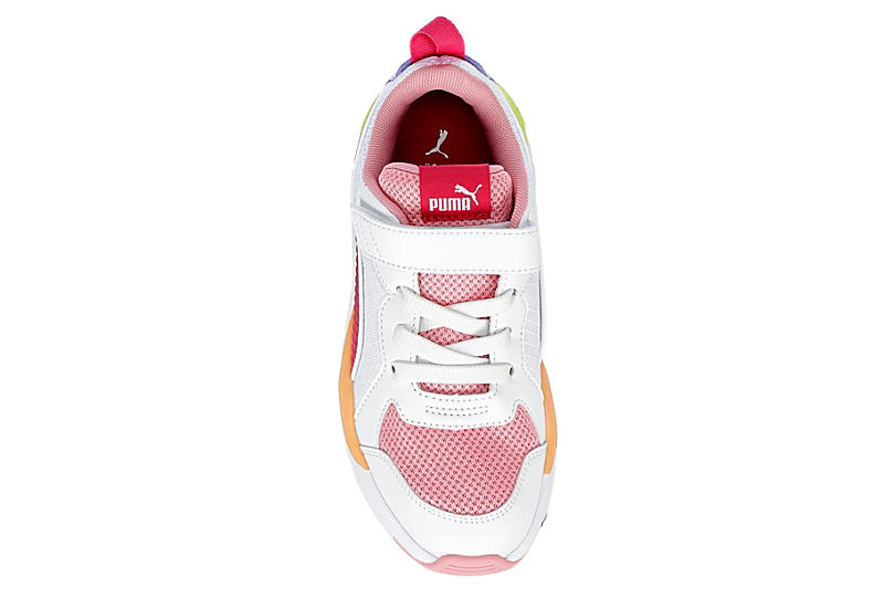 PUMA Girls X-ray Sneaker - PINK
