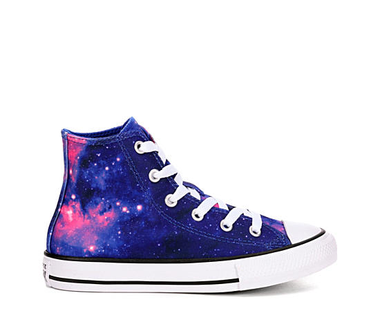 Girls Chuck Taylor All Star High Top Sneaker