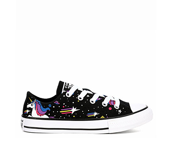 Girls Chuck Taylor All Star Low Unicorn Sneaker