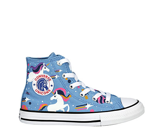 Girls Chuck Taylor All Star High Unicorn