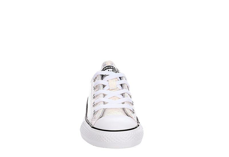 CONVERSE Girls Chuck Taylor All Star Low Sneaker - GREY