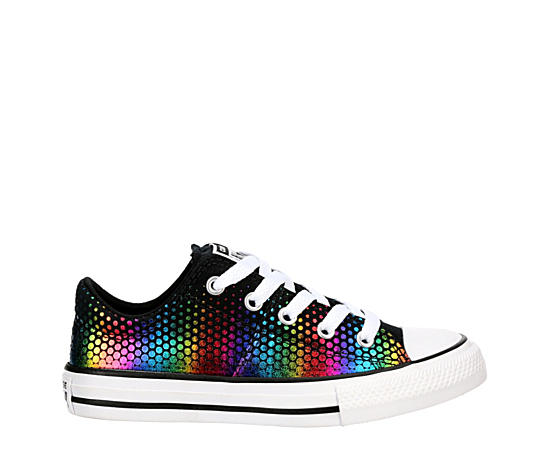 Girls Chuck Taylor All Star Madison Kaleidoscope Ox