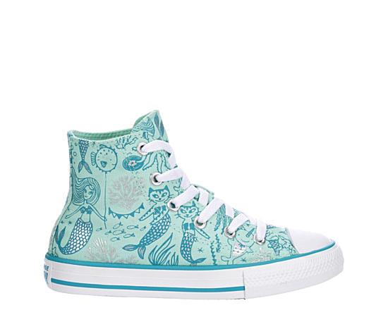 Girls Chuck Taylor All Star High Top Sneaker