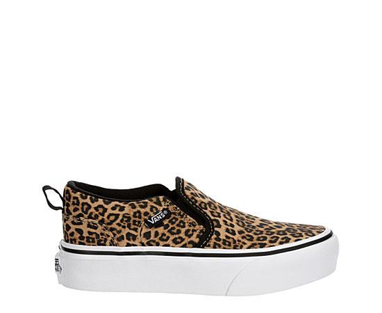 Girls Asher Slip On Platform Sneaker