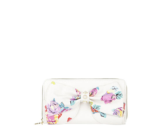 Womens Wallet On A String