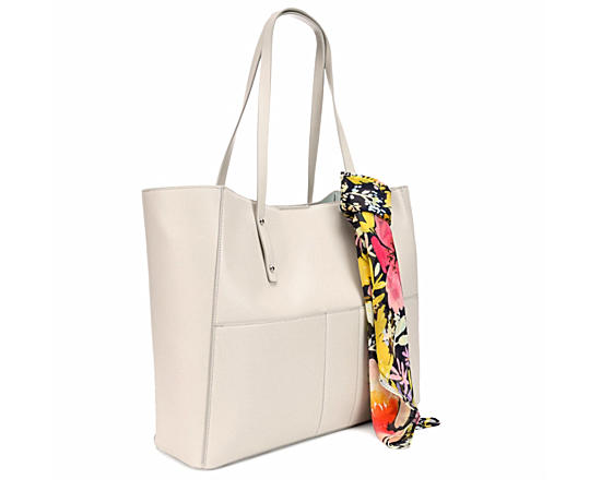 Womens Kata Tote With Scarf
