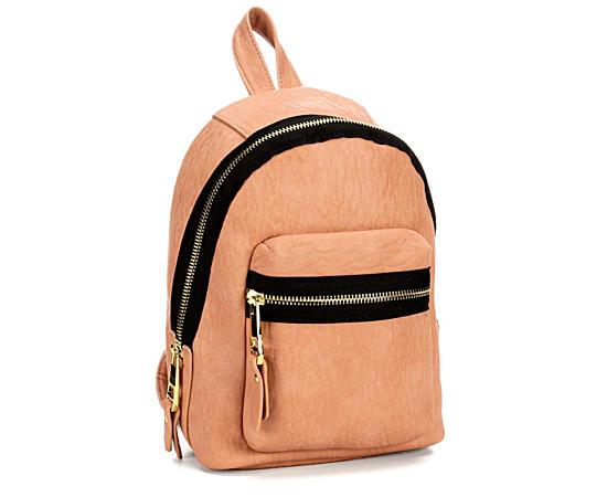 Womens Mini Pvc Backpack