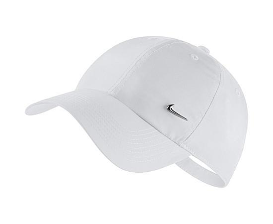 Unisex Metal Swoosh Hat