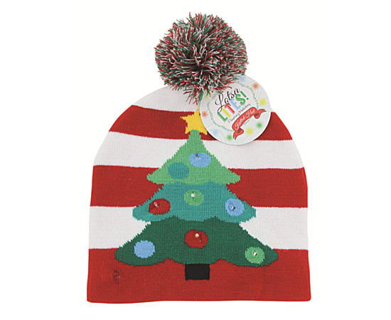 Unisex Light Up Christmas Hat