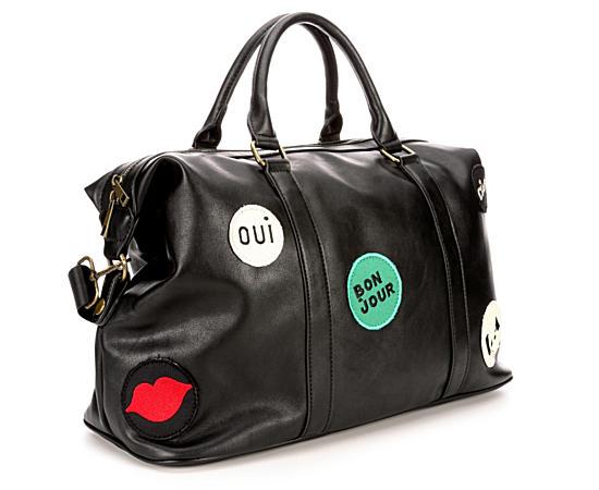 Womens Bonjour Weekender Bag