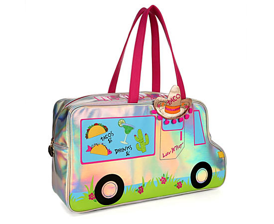 Womens Taco Truck Insulated Cooler