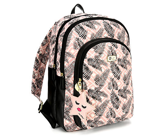 Womens Triple Compartment Backpack