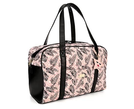Womens Weekender With Luggage Pass Through