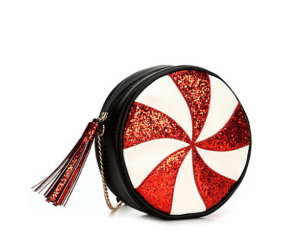 Womens Peppermint Crossbody
