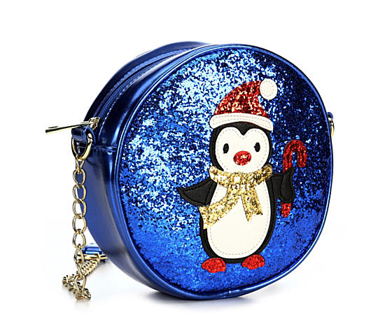 Womens Penguin Crossbody