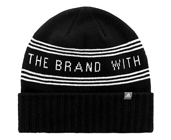 Mens Graphic Beanie