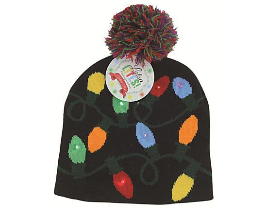 Unisex Light Up Christmas Hat