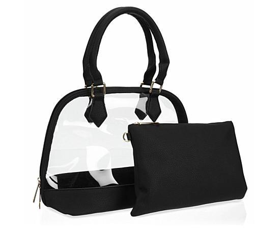 Womens Clear Bag