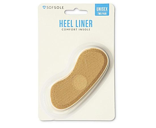 Unisex Heel Liner