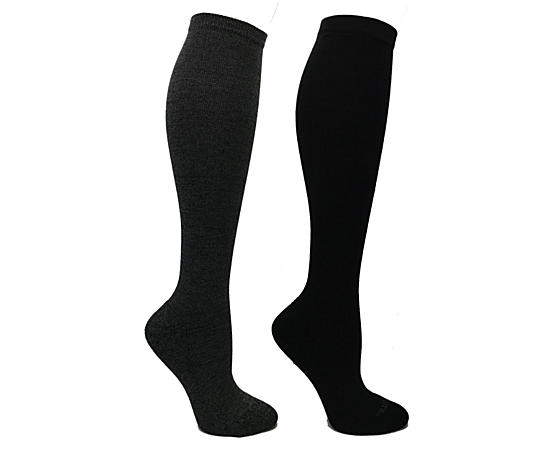 Womens 2 Pack Knee High