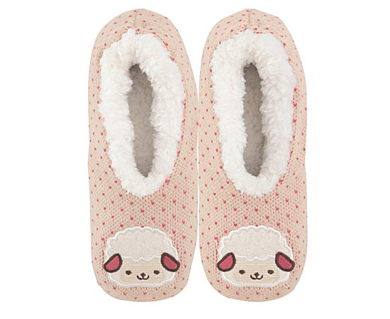 Womens Lamb  Slipper Size M-l