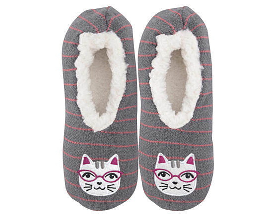 Womens Cat  Slipper-size Small