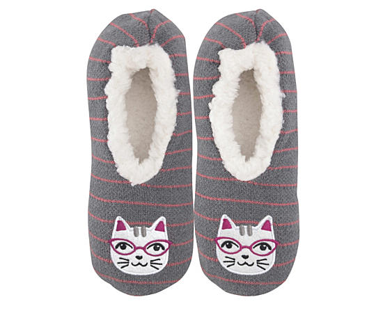 Womens Cat Slipper Size Medium