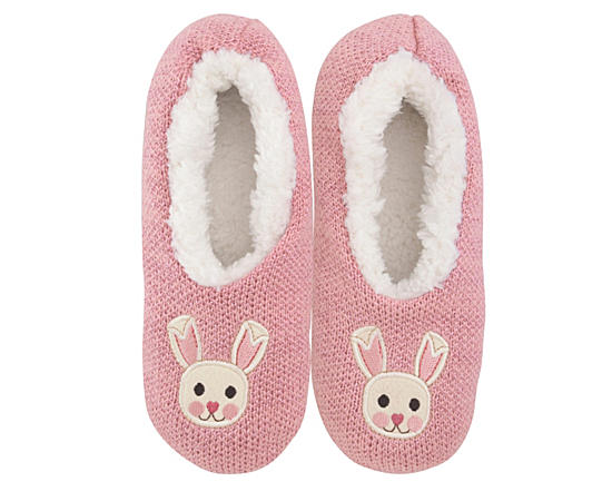 Womens Bunny Slipper Size S-m