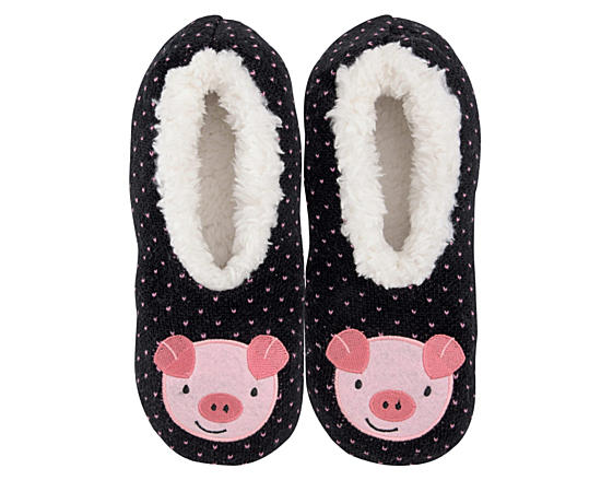 Womens Pig  Slipper-size Medium