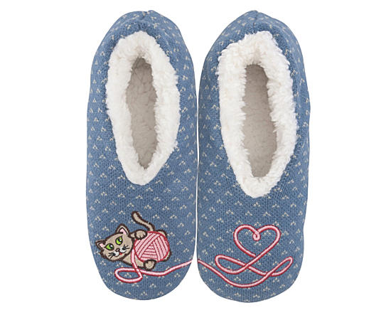 Womens Kitten  Slipper - Size Ml