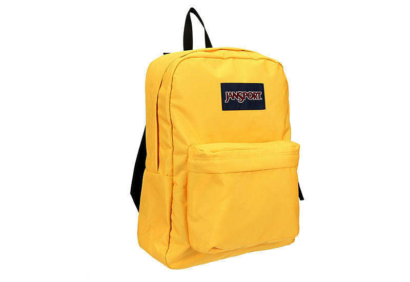 Yellow Jansport Womens Cross Town Backpack